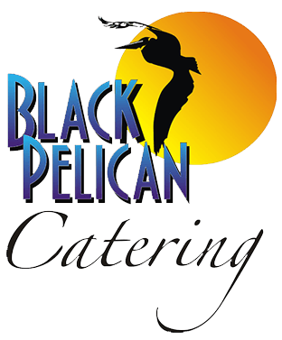 Black Pelican Catering Company Logo